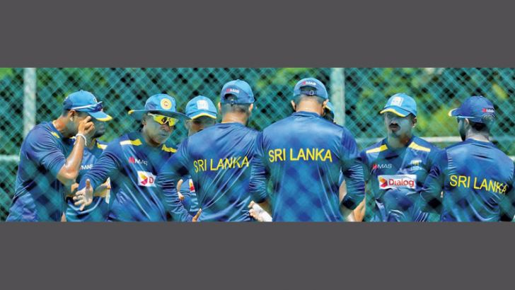 Sri Lanka Squad commenced their practices on May 11.