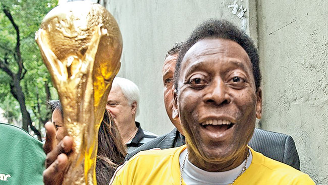 Brazil football legend Pele the only player to win three World Cups is to auction off his personal collection of memorabilia.