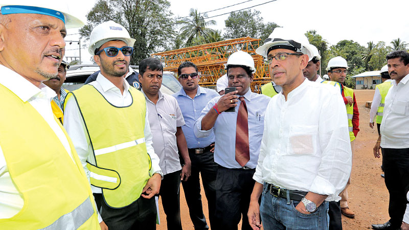 Central Expressway stage 2 ready by July 2019 | Daily News