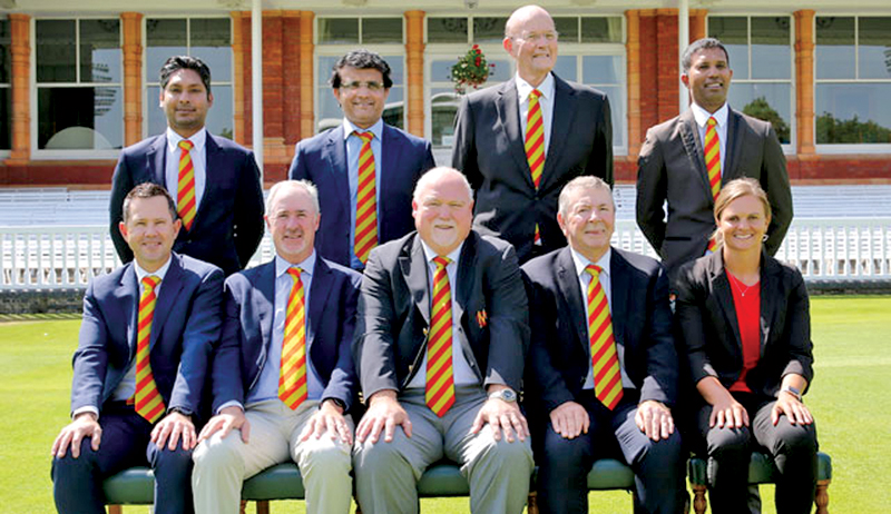 The MCC World Cricket Committee