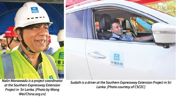 Building a road to prosperity in Sri Lanka | Daily News