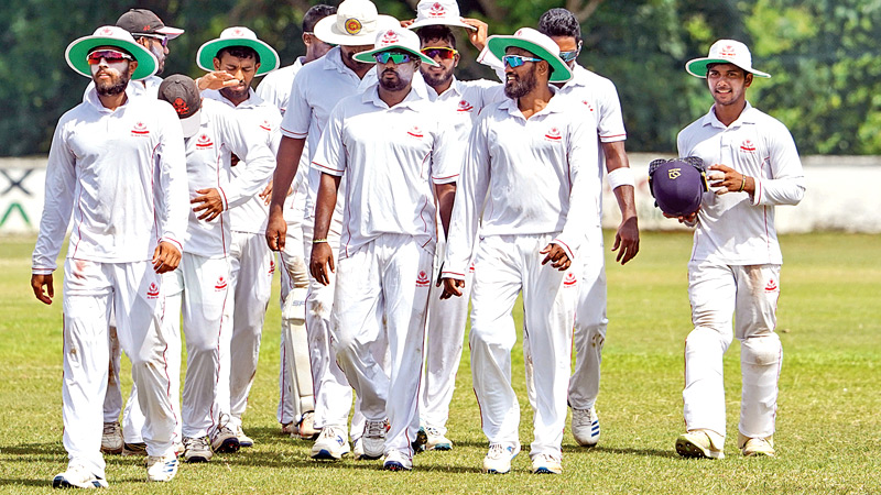 CCC will look to consolidate their position in the points table. Pic courtesy SLC