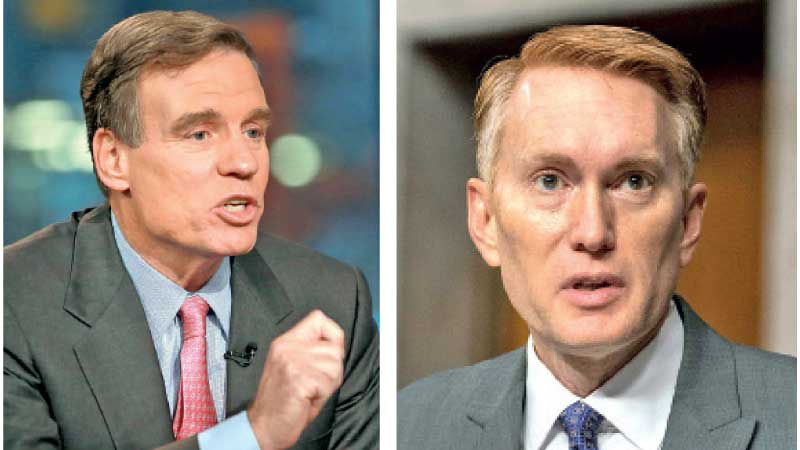 Senator Mark Warner-Senator James Lankford