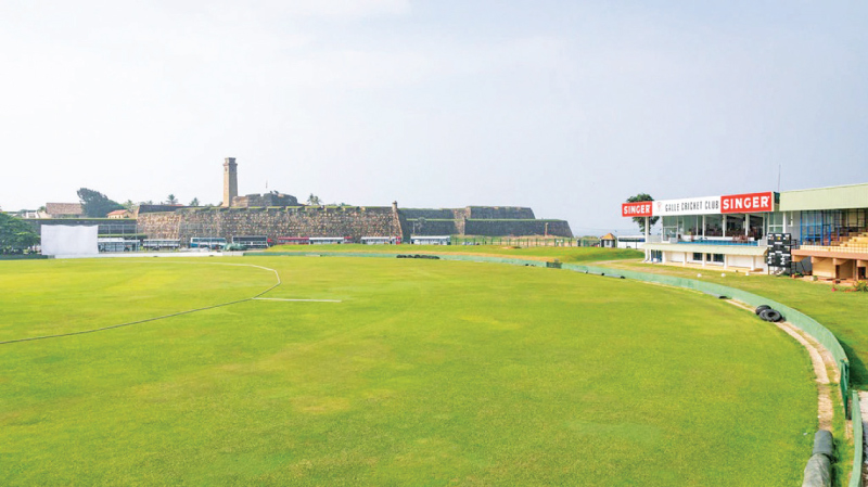 The second Test between Sri Lanka and England will also be played tomorrow at Galle International Stadium with empty stands.