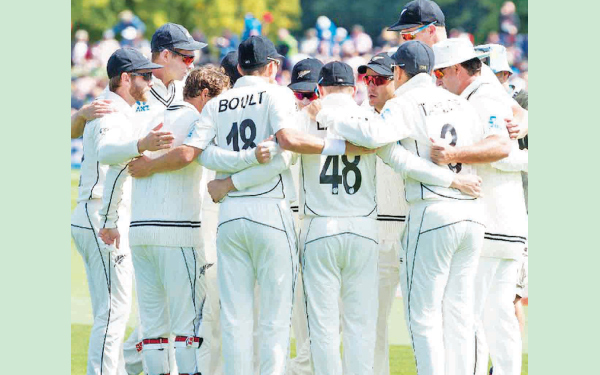 New Zealand will play in the World Test Championship final