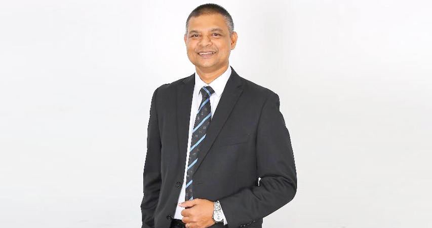 Sanath Senanayake (CEO, Sri Lanka Institute of Marketing)