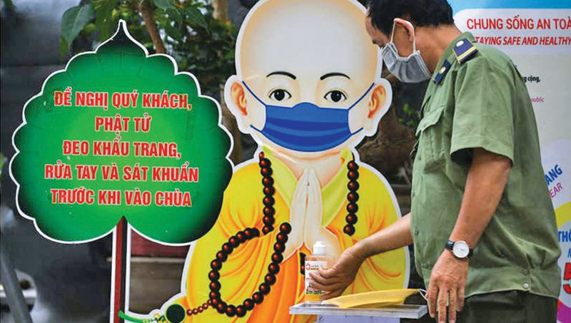 Vietnam's business hub Ho Chi Minh City begin social distancing measures starting from May 31 in an effort to curb the spread of COVID-19.