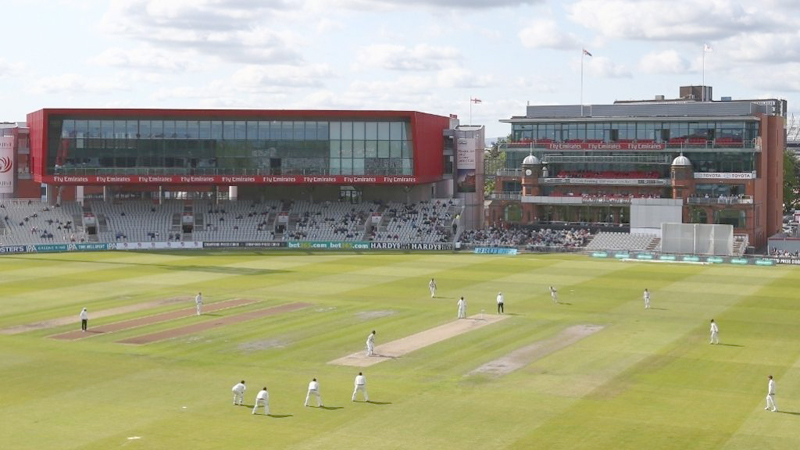 The Old Trafford Grounds