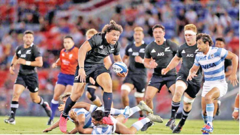 Argentina earned their first-ever win against New Zealand last season in the annual southern hemisphere competition.
