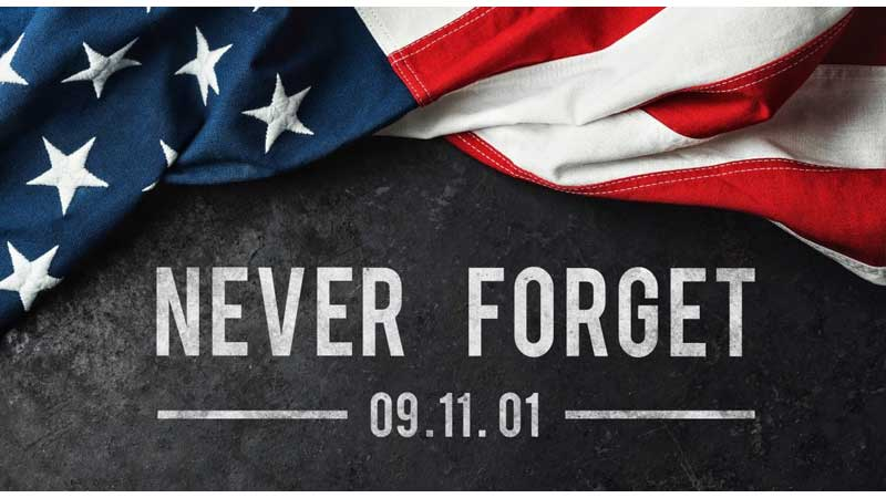 The 20th anniversary of 9/11 attacks falls today.