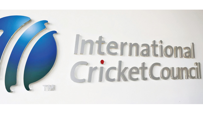 ECB wants the ICC to address the issue