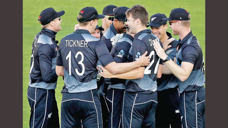 New Zealand's tour of Pakistan was their first in 18 years.
