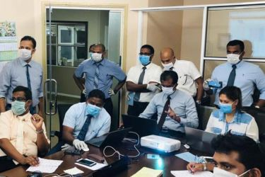 Colombo Tea Traders' Association successfully conducts the weekly tea auction