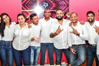 The 23SEVEN MEDIA team which is the advertising arm of Medina Holdings