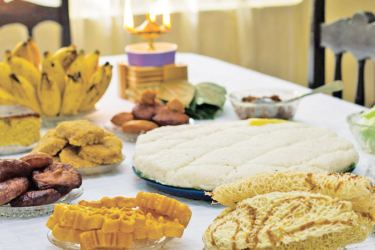 Avurudu brings Sri Lankans together, but authorities have advised people to observe all health precautions