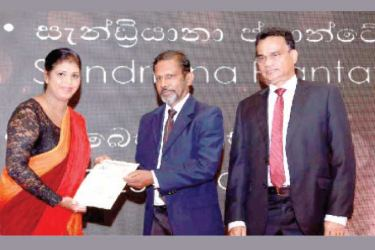 Agriculture, Livestock & Fisheries Sector Micro Category - Merit Award: K. K. A. Madhuwanthi, Proprietor of U BEST Products