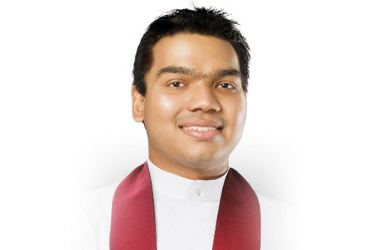 Minister of Youth and Sports Affairs  Namal Rajapaksa