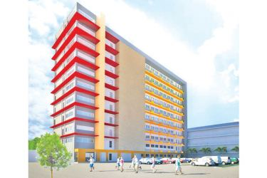 Concept image of Cardiac and Critical Care Complex