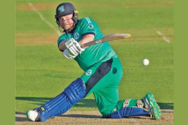 Paul Stirling's 69 didn't prove enough for Ireland