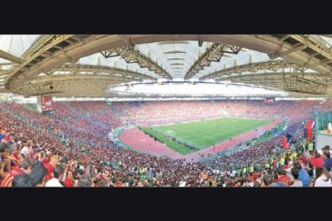 Rome's Stadio Olimpico will host the opening game
