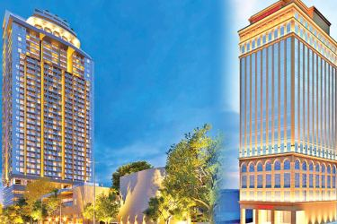Two projects in partnership with JAT Holdings, The Prime Grand and Vallibel Finance HQ