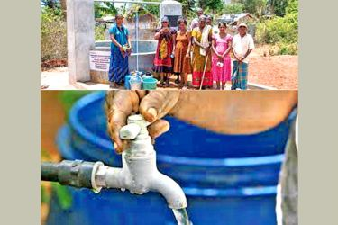 Sri Lanka's improved sanitation coverage reaches 90 % of the population. However, piped sewerage is available only to 2% of the population.