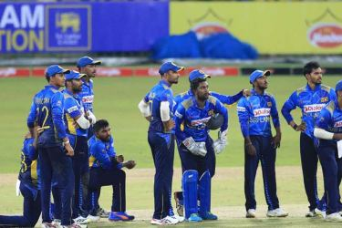 Sri Lanka will be looking to wrap up the ODI series Pic courtesy SLC