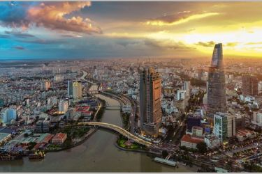 Ho Chi Minh City, as Saigon is called now.