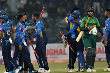 PCB is negotiating with Sri Lanka for a possible series