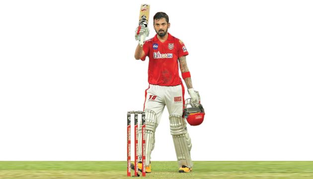 KL Rahul - unbeaten 132 off just 69 deliveries
