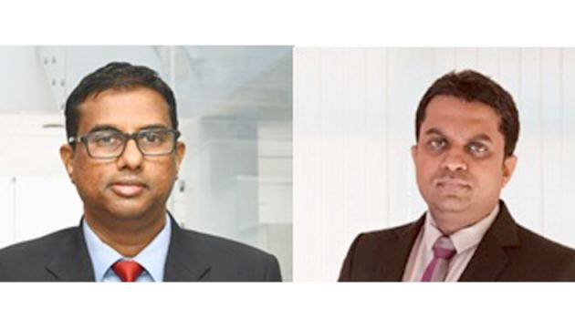 MADHURA DE SILVA,  Partner – Advisory Services - BDO Partners and CHUMLEY DHARMASIRI  Founder/CEO – Hayley Consulting