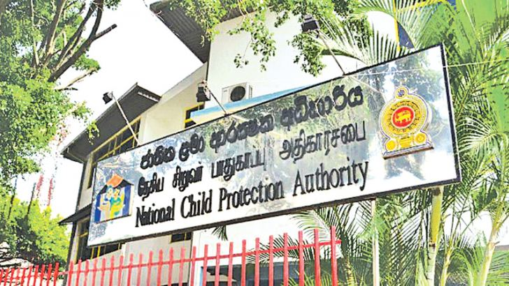 National Child Protection Authority (NCPA).