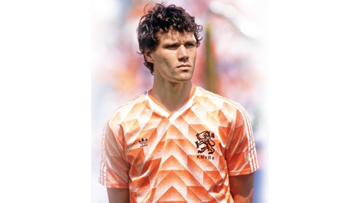 Former Dutch international Marco van Basten had to spend a night in the hospital for concussion during his career.