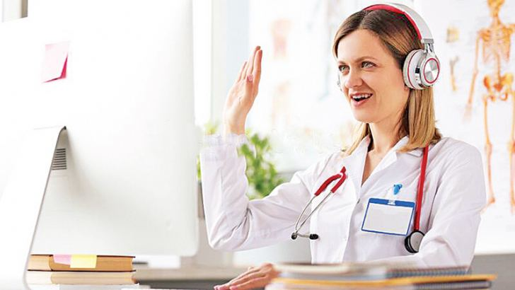 Free consultation is available 24/7  for COVID-19 positive patients.
