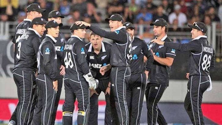 New Zealand were due to play Pakistan in the first ODI in Rawalpindi yesterday