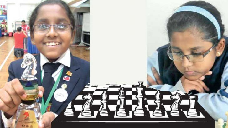 Winning the Asian Schools Chess  Championship 2015 in Singapore