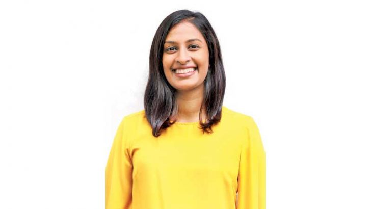 Shenelle Perera,  Co-Founder, Connect Co.