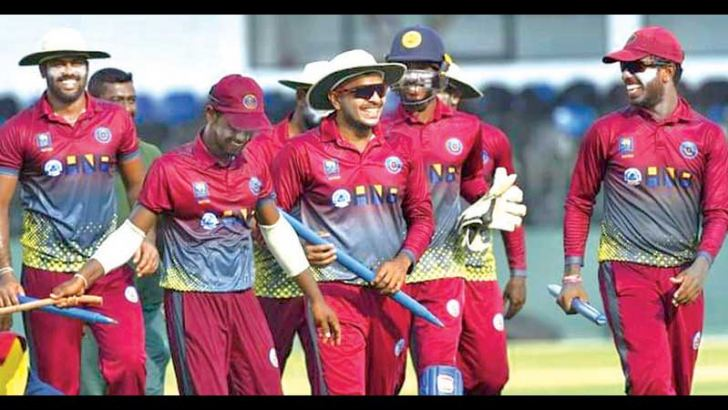 NCC defending champions of the Major Limited over tournament